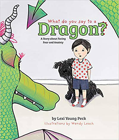 Picture of What Do You Say to a Dragon??