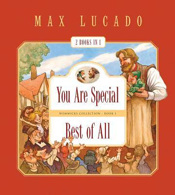 You Are Special and Best of All (2 Books in 1)