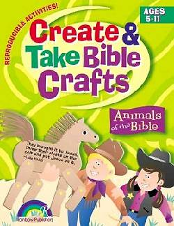 Create and Take Bible Crafts