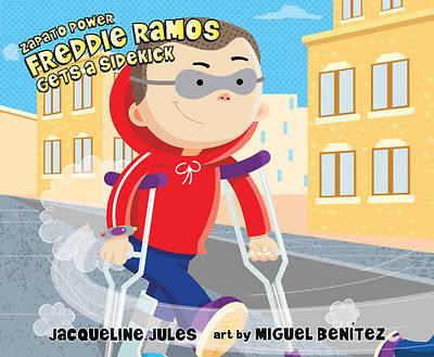 Picture of Freddie Ramos Gets a Sidekick, Volume 10