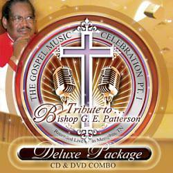 The Gospel Music Celebration PT.1 CD