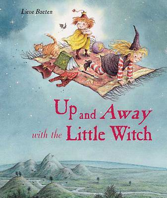 Picture of Up and Away with the Little Witch