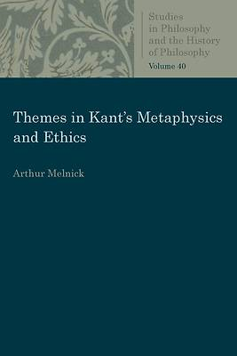 Picture of Themes in Kant's Metaphysics and Ethics