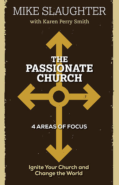 The Passionate Church - eBook [ePub]