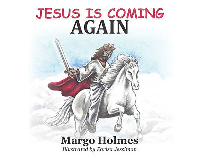 Picture of Jesus Coming Again