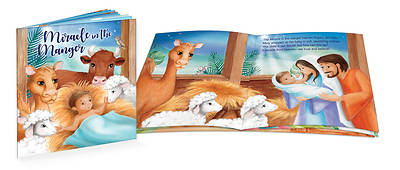 Picture of Miracle in the Manger Christmas Book
