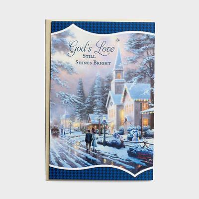 Picture of Thomas Kinkade God's Love Christmas Cards