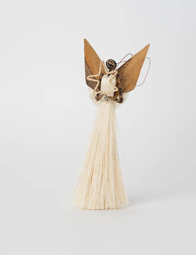 Banana Fiber Angel Star