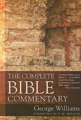 Picture of The Complete Bible Commentary