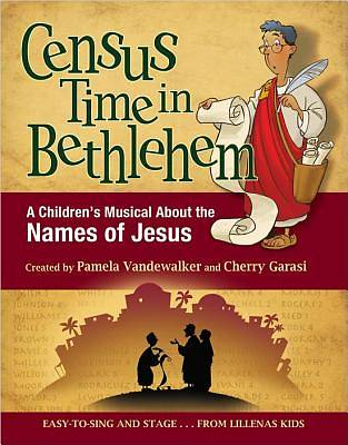 Census Time In Bethlehem Book