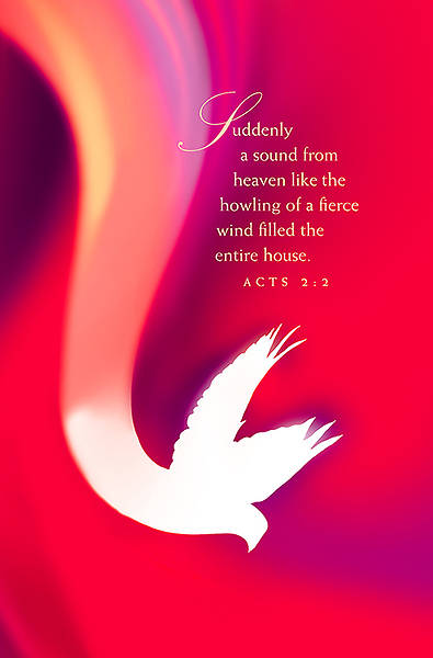 Suddenly Pentecost Bulletin 2015 (Pkg of 50)