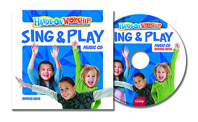 Picture of Hands On Worship Additional Music Cd Spring 2015