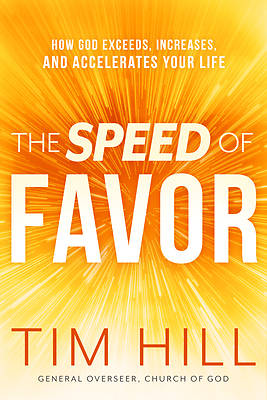 Picture of The Speed of Favor