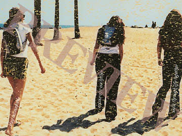 Download Still Teens On Beach