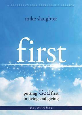 first - Devotional - eBook [ePub]