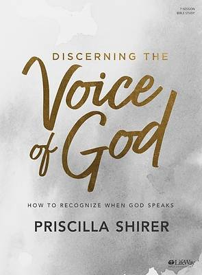 Picture of Discerning the Voice of God - Bible Study Book