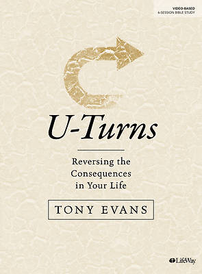 Picture of U-Turns - Bible Study Book