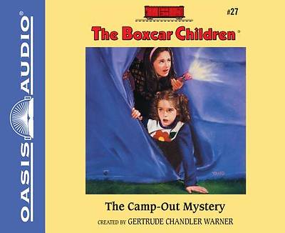 The Camp-Out Mystery (Library Edition)