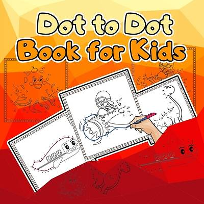 Picture of Dot to Dot Book for Kids