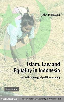 Islam, Law, and Equality in Indonesia [Adobe Ebook]
