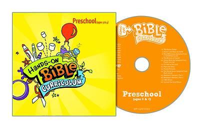 Picture of Hands-On Bible Curriculum Preschool CD Summer 2020