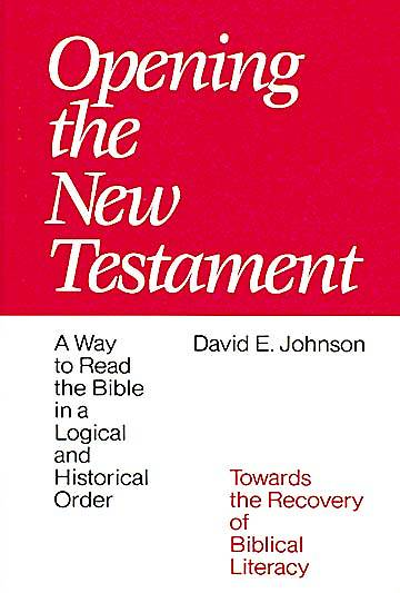 Opening New Testament Nt