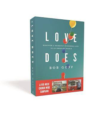 Picture of Love Does Church Campaign Kit