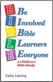 Picture of B.I.B.L.E. Be Involved Bible Learners Everyone