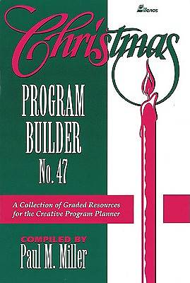 Christmas Program Builder No. 47