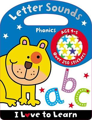 I Love to Learn Phonics Letter Sounds