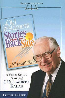 Old Testament Stories from the Back Side - Leaders Guide
