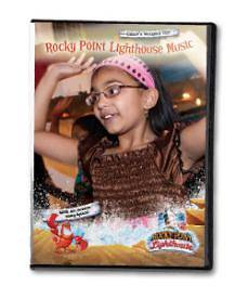 Group Vacation Bible School 2012 Rocky Point Lighthouse Music DVD