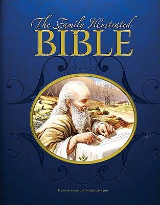 Picture of The Family Illustrated Bible