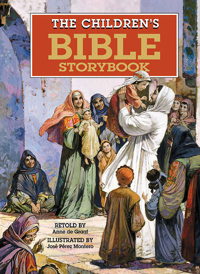 The Childrens Bible Storybook
