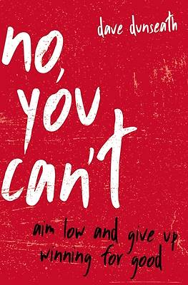 Picture of No, You Can't - Softcover