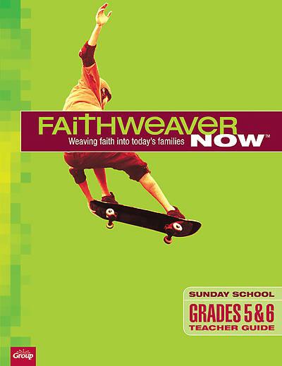 Picture of FaithWeaver NOW Grades 5 & 6 Teacher Guide, Winter 2013-2014