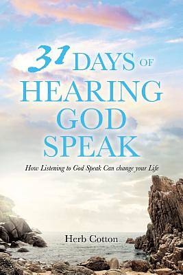 Picture of 31 Days of Hearing God Speak