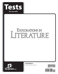 Explorations in Literature Tests Grd 7 3rd Edition