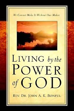 Picture of Living by the Power of God