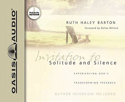 Invitation to Solitude and Peace Audio CD