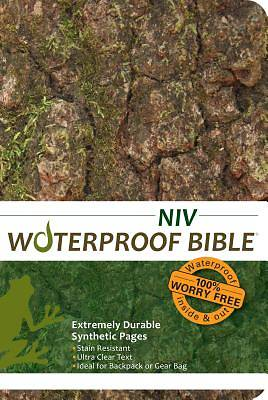 Waterproof Bible-NIV-Camouflage