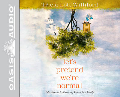 Picture of Let's Pretend We're Normal (Library Edition)