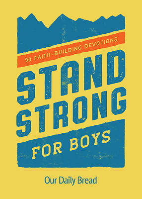 Picture of Stand Strong for Boys