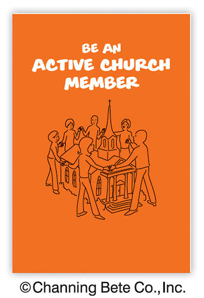 Be An Active Church Member