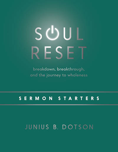 Picture of Soul Reset Sermon Starters DWD