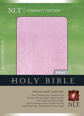 Compact Bible-NLT with CDROM