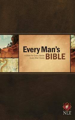 Picture of Every Man's Bible NLT