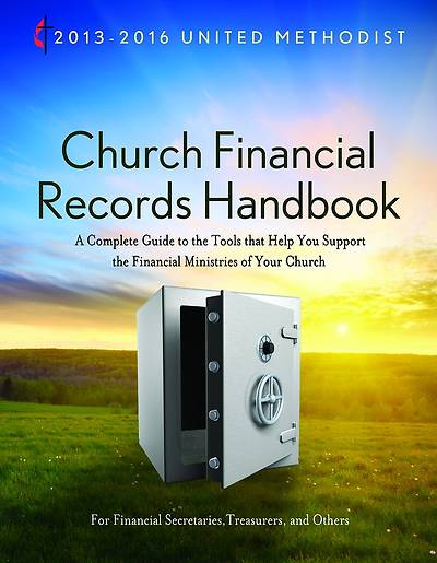 2013-2016 United Methodist Church Financial Records Handbook - Download Edition