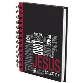 Names of Jesus Journal