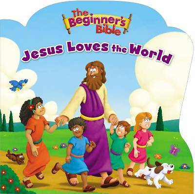 Picture of The Beginner's Bible Jesus Loves the World